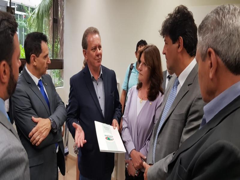 FECAM pleiteia repasse de recursos diretamente do Ministério para os Consórcios de Saúde